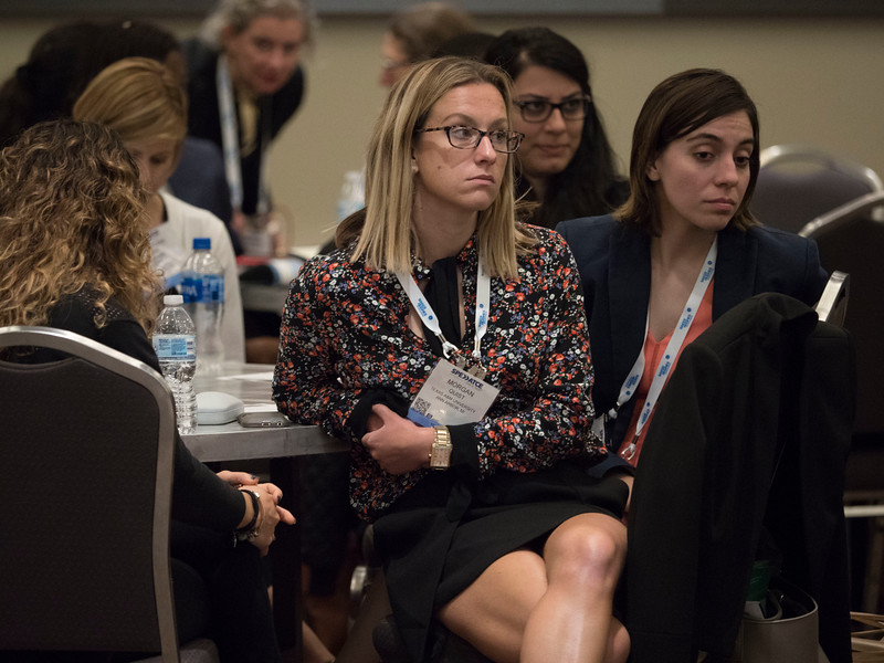 Speakers and attendees Special Session 6: Women in the Industry: Own Your Future