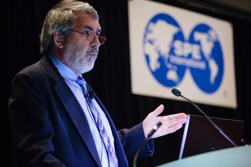 Jeff Moss speaks SPE technical directors: State of the technical discipline technical session