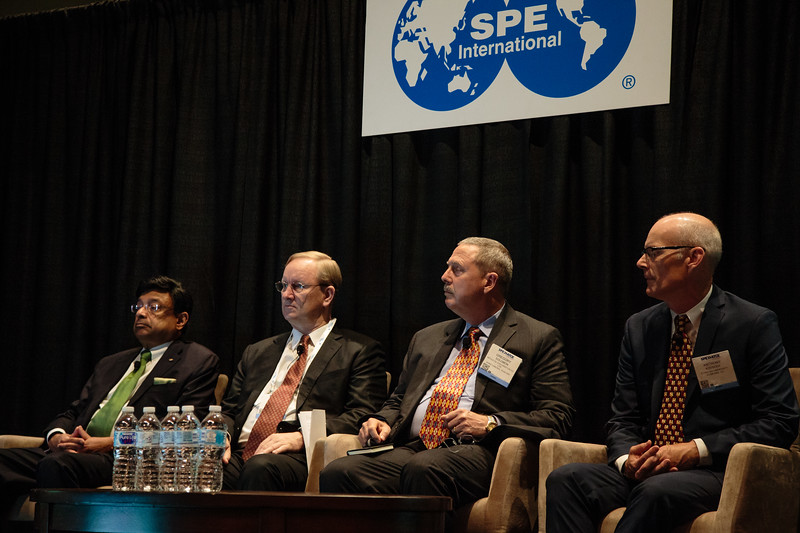 Speakers Special Session 7: SPE Talent Taskforce: Managing the Oil Industry Cycles