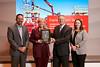 ExpressKinect System during Halliburton Award