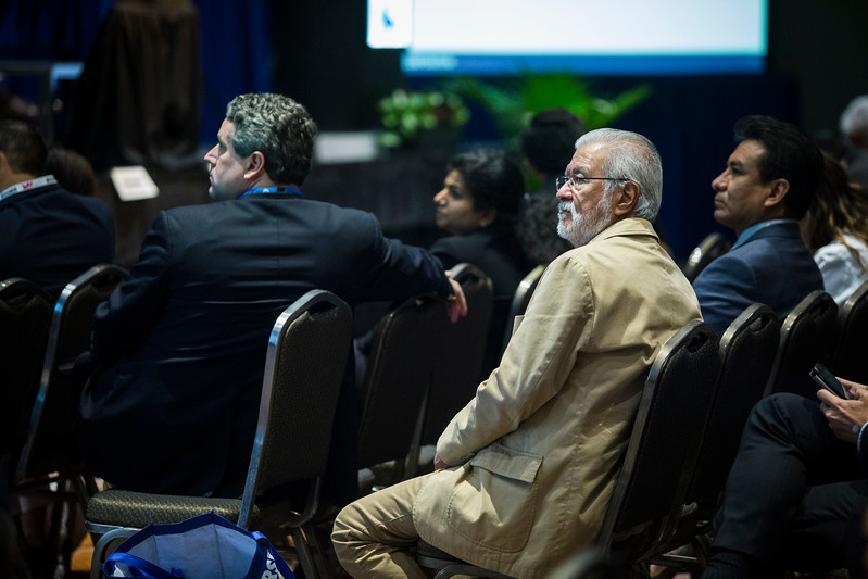 Attendees during Morning Technical Session: Will Mexico Drive a Deepwater Renaissance?