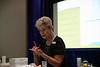 Houston, TX - OTC 2017 - Melanie Harper during the Energy Education Institute: Teacher Workshop at the Offshore Technology Conference here today, Thursday May 4, 2017. The OTC hosts the meeting at the NRG Park which has over 90,000 attendees from around the world to see the latest technology in the energy industry. Photo by © OTC/Ben Depp 2017 Contact Info: todd@corporateeventimages.com Category: General Views Keywords: General Views