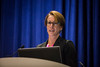 Lorna Campbell during Morning Technical Session: Will Mexico Drive a Deepwater Renaissance?