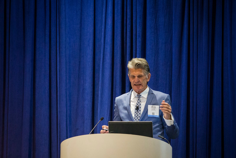 Helge Haldorson during Morning Technical Session: Will Mexico Drive a Deepwater Renaissance?