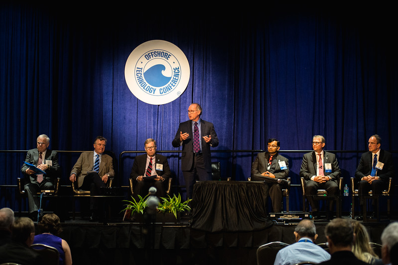 Speakers during Morning Technical Session: Center for Offshore Safety and Society of Petroleum Engineers: Managing the Human Side of Safety