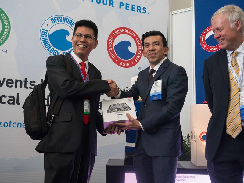 OTC & OTC Asia Leadership                                                                      during OTC Asia Preview
