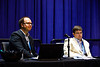 Session Chairpersons Brian Brookshire, VP, NCS Subsea and Alex Martinez, D&P Coordinator, Exxon Mobil Corporation and speakers during Morning Technical Session:Integrated Geophysical: Advances in Methodologies and Technologies