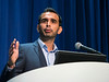 Sahil Malhotra, of Chevron speaks during Morning Technical Session: Well Completions