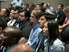 Session Chairperson Robert Mccavitt, Chevron Corporation and speakers during Morning Technical Session: Well Completions