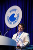 Session Chairperson Brian Brookshire, VP, NCS Subsea, speaks during Morning Technical Session:Integrated Geophysical: Advances in Methodologies and Technologies