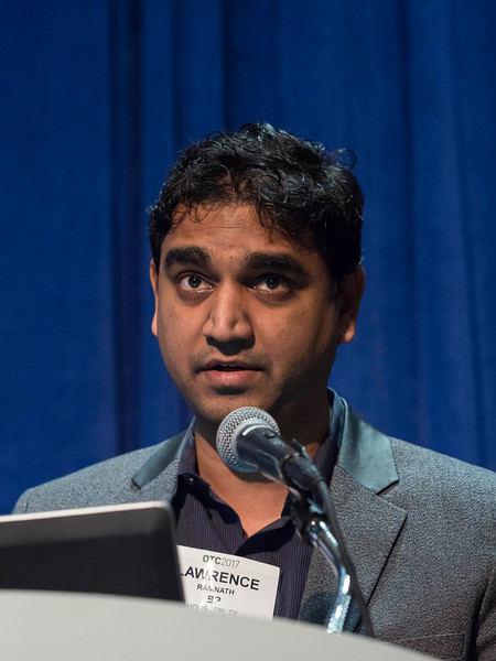Lawrence W. Ramnath of BP America. speaks during Morning Technical Session: Well Completions