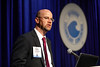 Dan Pickering speaks during Topical Luncheon: Financing Deepwater Development