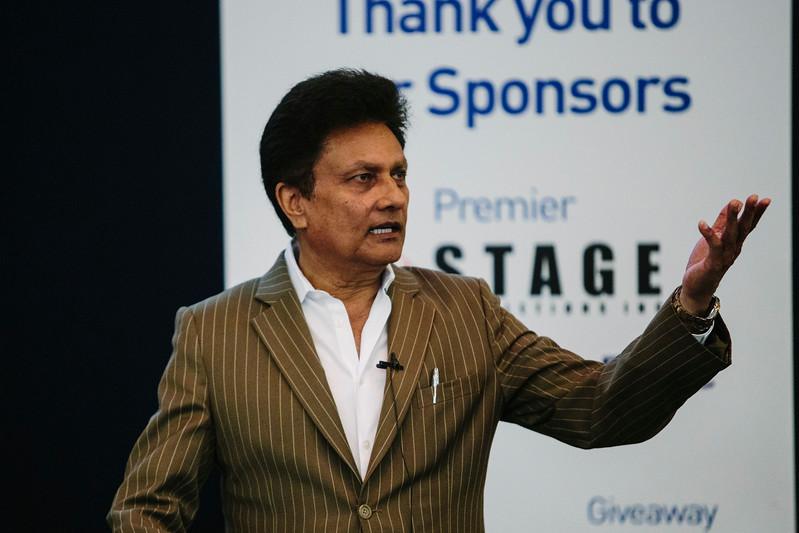 Riaz Siddiqi, Founder & Managing Partner, Denham Capital during General Session 2