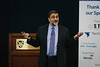 Podium/action shots: Vivek Wadwha during General Session 3