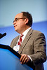 Matthew Goetz, MD, speaks during the General Session