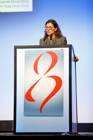 Tari A. King, MD speaks during the Plenary Session