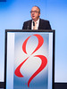 Michael Gnant, MD, FACS speaks during GENERAL SESSION 3