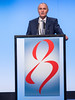 A Schneeweiss, MD speaks during General Session 3