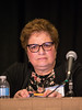 Electra D. Paskett, BS, MSPH, PhD speaks during the Education Session: Multi-Level Influences on Breast Cancer Disparities
