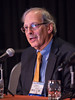 Abram Recht, MD, FASTRO, FASCO speaks during the Education Session: Shifting Paradigms in Radiation Oncology
