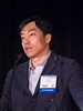 Liuqing Yang, PhD speaks during the Education Session: Beyond Expression Profiling: RNA Epigenetics