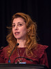 Sana Al Sukhun, MD, MSc speaks during INTERNATIONAL SESSION: Global View of Value Based Medicine