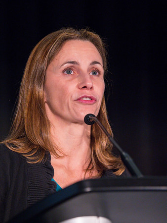 Tatiana M. Prowell, MD speaks during Workshop: Methods in Breast Cancer Clinical Research