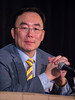 Yu Shyr, PhD speaks during Workshop: Methods in Breast Cancer Clinical Research
