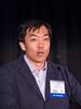 Liuqing Yang, PhD speaks during the Education Session: Beyond Expression Profiling: RNA Epigenetics
