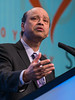 Debu Tripathy, MD speaks during General Session II
