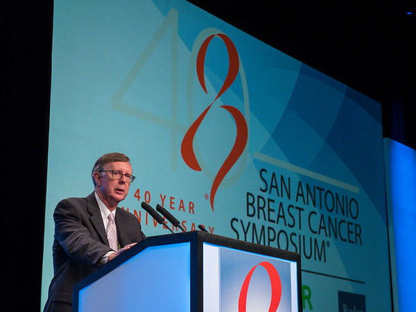 C Kent Osborne speaks during GENERAL SESSION 1