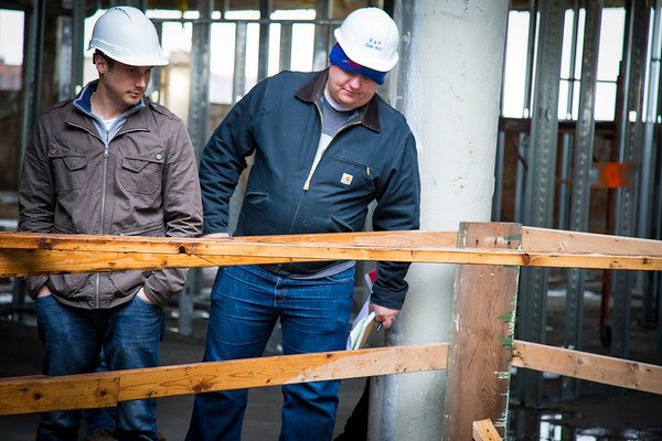 545 Swan Street Larkinville - AP Lofts - Construction Management (ARC 543)