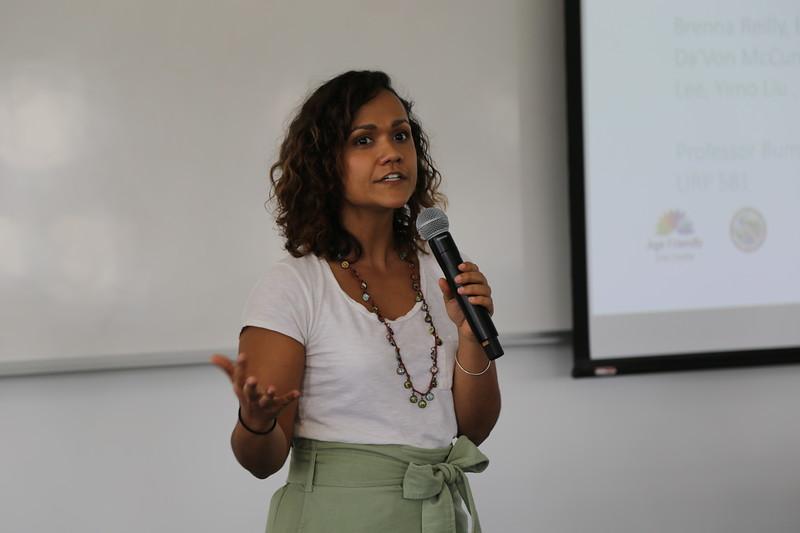Brittany Perez, IDeA Center