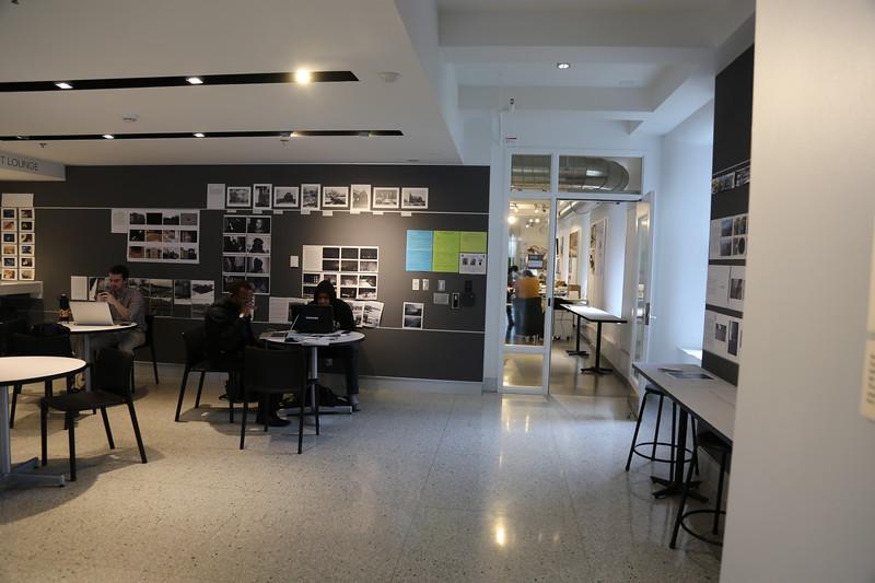 Hayes Hall - John P Eberhard Student Lounge