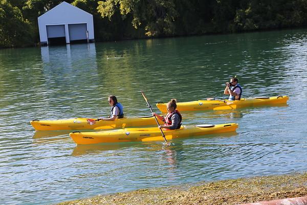 Junior Studio - Buffalo Niagara Waterkeeper Walking & Kayak Tour
