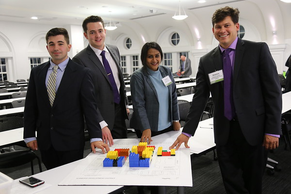 Process of Real Estate Development - mid-term Lego Competition (END 500)