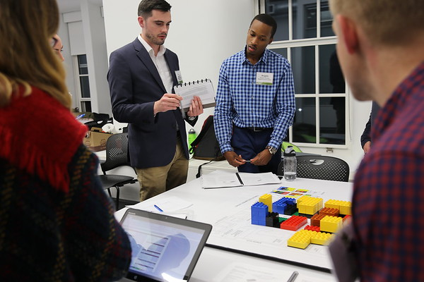 Process of Real Estate Development - Working Session with Legos with local professionals input (END 500)