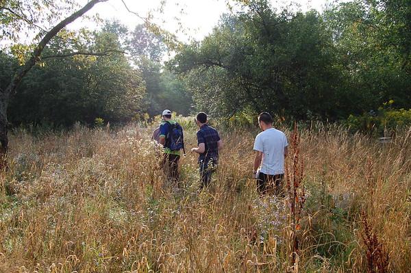 Environmental Planning Methods - McKinstry Creek - Visual Stream Assessment (URP/END 578)
