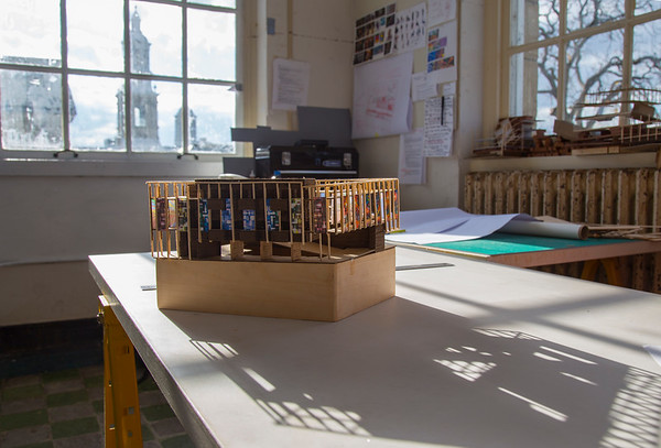 Architecture Design Studio 7 - City Life (ARC 403)