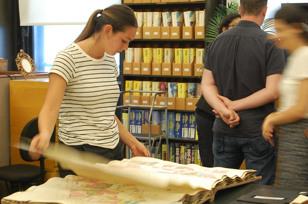URP 529 Preservation Documentation and Methods - Buffalo History Museum Research Library