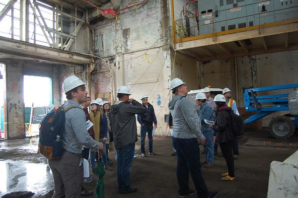 WNY Workforce Training Center development site, 683 Northland Ave