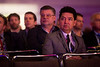Attendees and speakers during Late-Breaking Clinical Trial (LBCT) 2