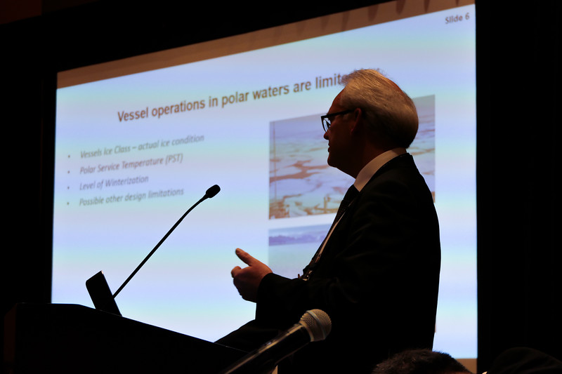 TECHNICAL SESSION: Arctic Shipping II: Testing and Trials