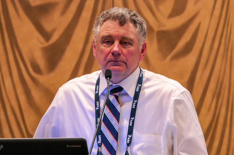 "Leslie C. ""Fritz"" Krusen Vice President, LNG and Administrative Services, Alaska Gasline Development Corporation at Topical Breakfast"