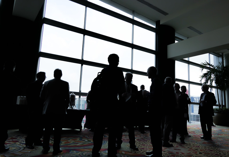 Lobby and Networking