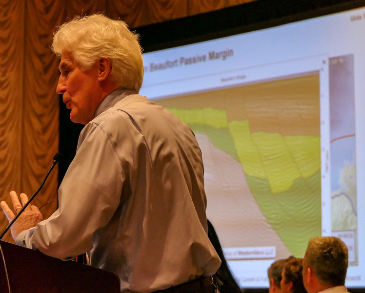 Dave Houseknecht Speaks at The Great State of Alaska: America's Only Gateway to Arctic Resources Panel Session