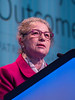 Patricia A Ganz MD, speaks during GENERAL SESSION 6