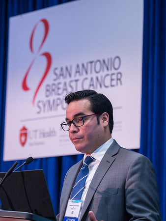 Ropberto Leon-Farre, MD, speaks during the morning press conference