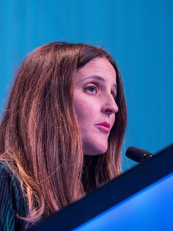 Rachel A. Freedman, MD, MPH, speaks during MINI-SYMPOSIUM 2