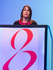 Charolette Coles, MD, speaks during GENERAL SESSION 4